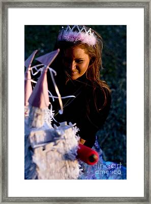 Angry Prom Queen Framed Print by Jorgo Photography - Wall Art Gallery