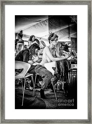 Anima Arcana Framed Print by Traven Milovich
