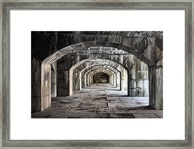 Arches  Framed Print by JC Findley