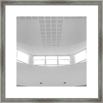 The Roof 2 Framed Print
