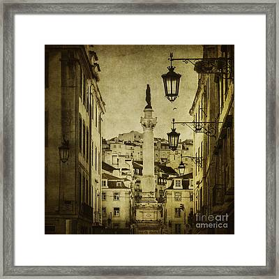 Aristocrats Framed Print