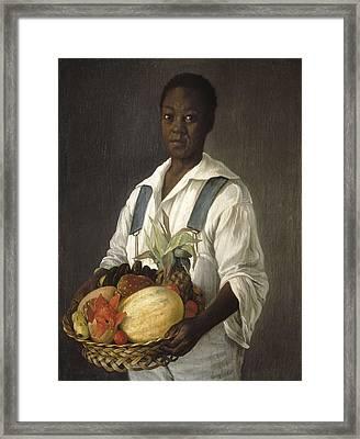 Arrieta, Jos� Agust�n 1802-1874. The Framed Print by Everett