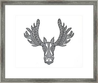 Art By Neeti Framed Print