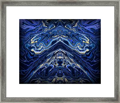 Art Series 1 Framed Print by J D Owen