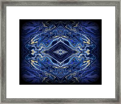 Art Series 3 Framed Print by J D Owen