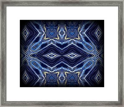 Art Series 5 Framed Print by J D Owen