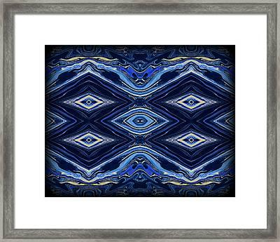 Art Series 6 Framed Print by J D Owen