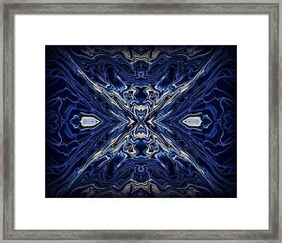 Art Series 7 Framed Print by J D Owen