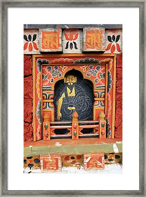 Asia, Bhutan, Thimphu Framed Print by Kymri Wilt