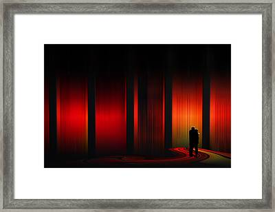 Assignation Framed Print by Phil Dyer