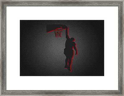 Atlanta Hawks Framed Print