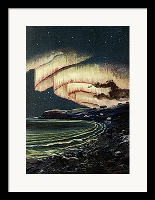 Planetary Science Framed Prints