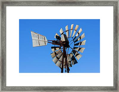 Australia, Clare Valley, Clare Framed Print