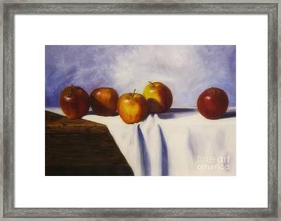 Autumn Harvest Framed Print by Veikko Suikkanen