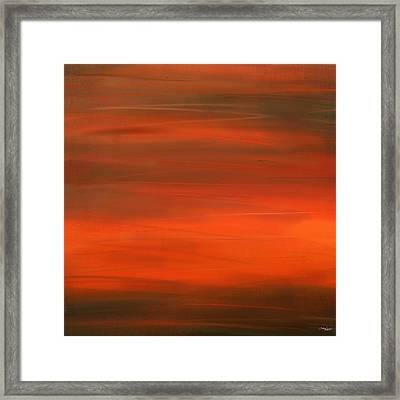 Autumn Framed Print by Lourry Legarde