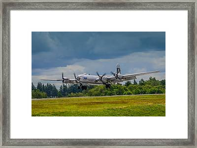 B-29 Superfortress  Framed Print by Puget  Exposure
