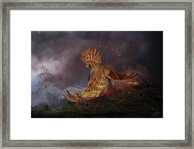 Back From The Nightmare Framed Print