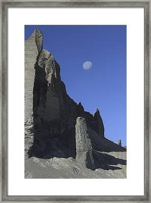 Back Roads Utah Framed Print by Mike McGlothlen