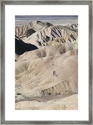 Badlands Framed Print by Juli Scalzi