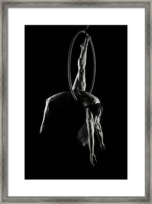 Balance Of Power 5 Framed Print