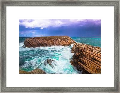 Baleal Framed Print