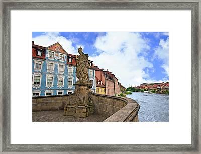 Bamberg, Germany, Bavaria, Queen Framed Print by Miva Stock
