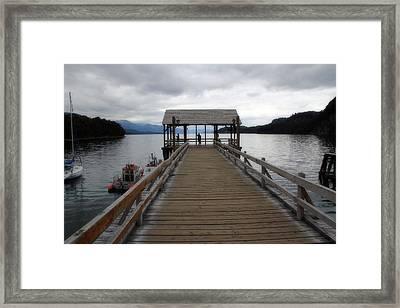 Bariloche Argentina Framed Print