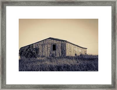 Barn Framed Print