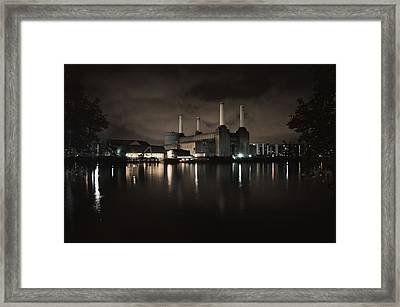 Battersea Framed Print