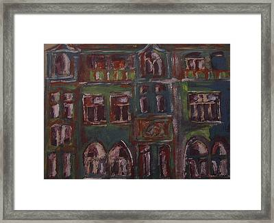 Bavaria Framed Print