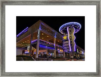 Bayou Place Framed Print by Tim Stanley