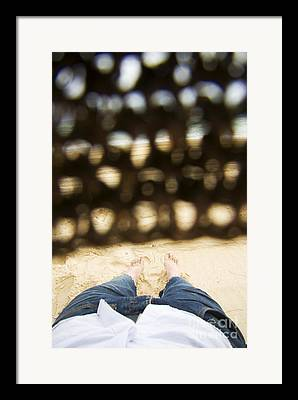 Catnapping Framed Prints