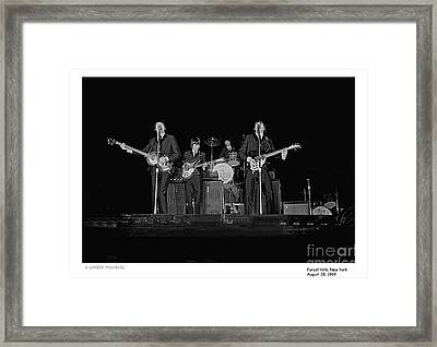 Beatles - 9 Framed Print