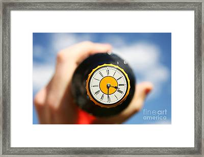 Beer Oclock Framed Print by Jorgo Photography - Wall Art Gallery