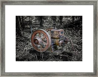 1 Framed Print by Betty Depee
