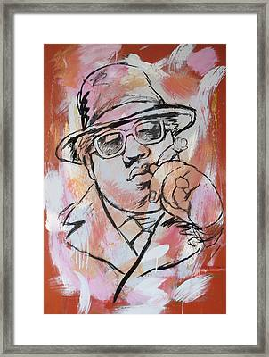 Biggie Smalls Art Painting Poster Framed Print