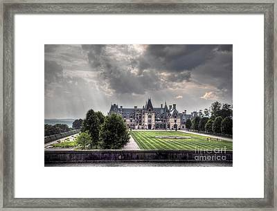 Biltmore Estate Framed Print