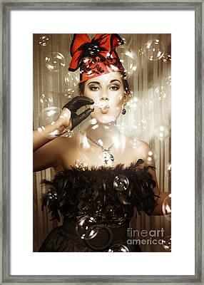 Birthday Celebration Framed Print by Jorgo Photography - Wall Art Gallery