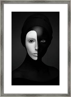 Black Renaissance Framed Print