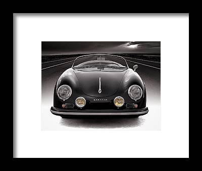 German Cars Framed Prints