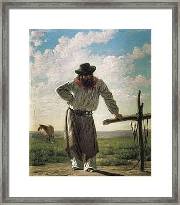 Blanes, Juan Manuel 1830-1901 Framed Print by Everett