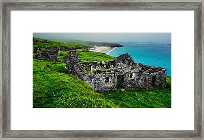 Blasket Island Framed Print