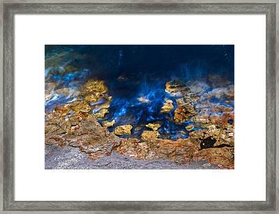 Blind Fisherman Dream Framed Print by Mihai Ilie