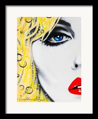 Debbie Framed Prints