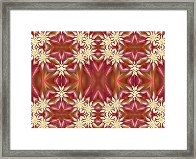 Blossoms Of Spring Framed Print by Georgiana Romanovna