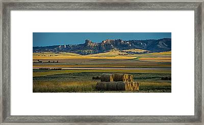 Bluff Country Framed Print by Paul Freidlund