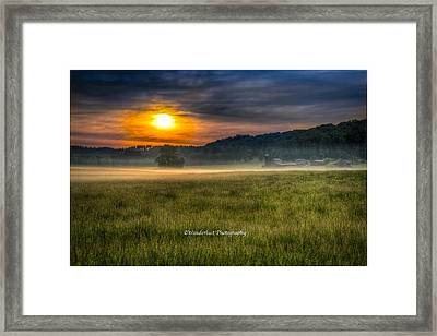 Bohannon Farm  Framed Print by Paul Herrmann