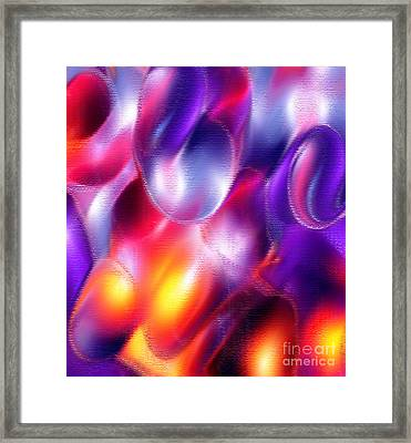 Bold And Beautiful Framed Print