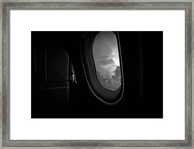 Bonding With God Framed Print