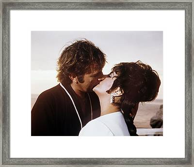 Boom  Framed Print by Silver Screen